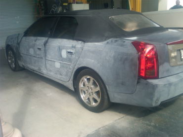 We paint vehicles to your specifications!