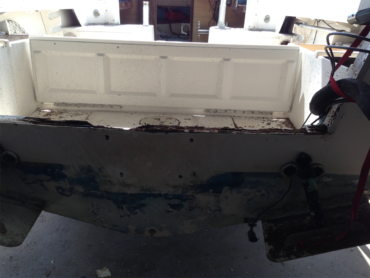 Beach Fender Mender can get your boat looking and running better than new.