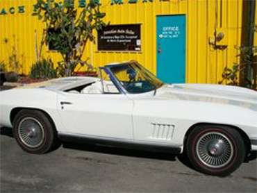 Have a classic car that needs restored?Trust Beach Fender Mender to do the job right!